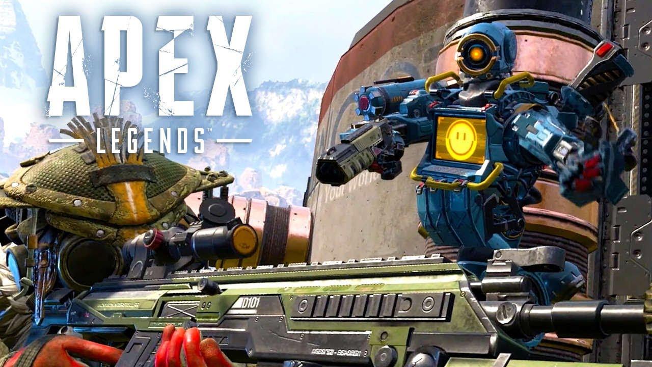 APEX LEGENDS é um TAPA NA CARA da INDÚSTRIA DE GAMES ATUAL!