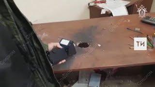 Следком РТ предоставил видео с места покушения на казанского бизнесмена