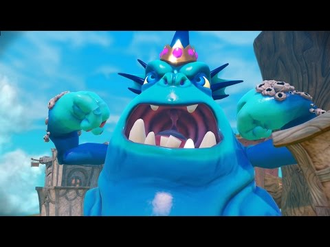 Skylanders: Trap Team - Getting Gulper - Part 2