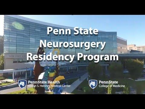 Neurosurgery Residency – Penn State College of Medicine