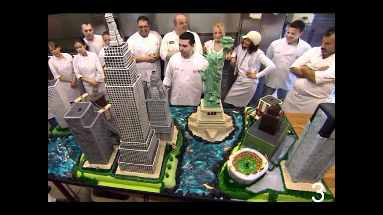 Cake Boss Top 10 Cakes Youtube