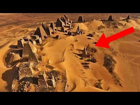 9 Most MYSTERIOUS Ancient Civilizations!