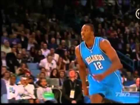 Dwight Howard - 2008 NBA Slam Dunk Contest (Champion)