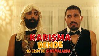 Karışma Bende Sansürsüz Yerli Komedi Film Facia Üçlü 2020