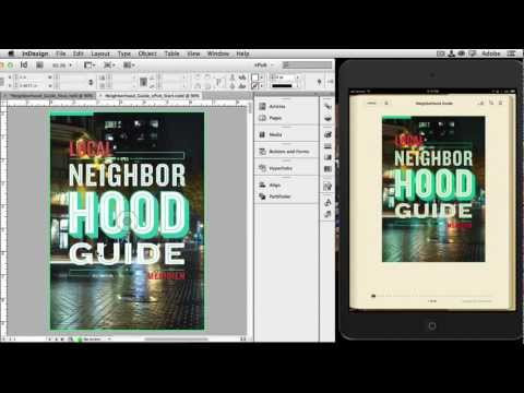 How To Keep The Formatting In Your ePUB with Adobe InDesign CS6