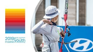 Live: Recurve cadet team and individual finals | World Archery Youth Championships 2019