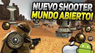 LANZAMIENTO NUEVO JUEGO SHOOTER MUNDO ABIERTO EN EL ESPACIO ANDROID & iOS!