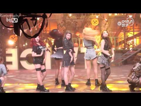 TWICE - Like OOH-AHH (Dance Mirror)