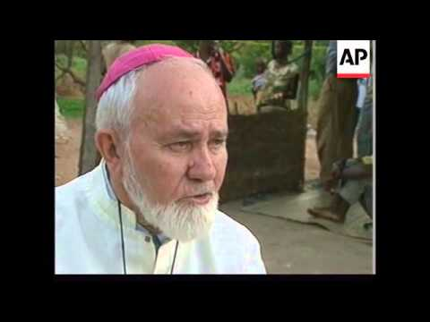GUINEA BISSAU: BISHOP'S EFFORTS TO PRODUCE A CEASEFIRE