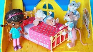 Topo Tip mangia troppi dolci dopo la scuola, la Dottoressa Peluche lo curerà [Storia]