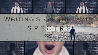 007 James Bond Spectre // Writing