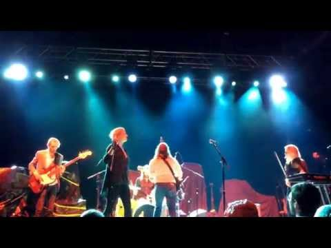 The Worn Flints - Tuesday, Sept. 29, 2015 at the LC Pavilion, Columbus, OH. Video 1.