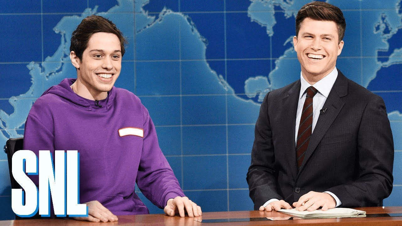 Who represents S.I. better: Colin Jost or Pete Davidson?