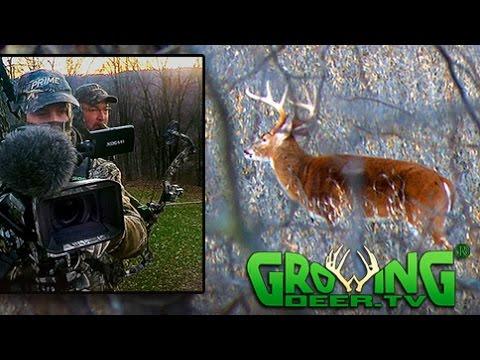 Deer Hunting Excitement: Tagging An Oklahoma Buck! (#316) @GrowingDeer.tv