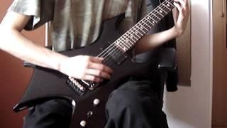 Belphegor - Stigma Diabolicum (guitar cover)