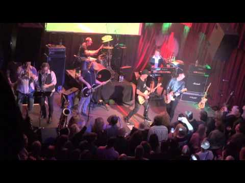 Tommy Conwell and the Young Rumblers - Walking On Water - 11.21.15 - Ardmore Music Hall, Ardmore, PA