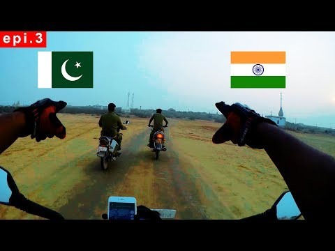 INDIA PAKISTAN BORDER | LAKHPAT | INDIA'S LAST VILLAGE | GUJARAT | EPI. 3