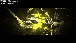 Intro #283 Tremon ft. LuzFX  |Balino [B3D+AE]