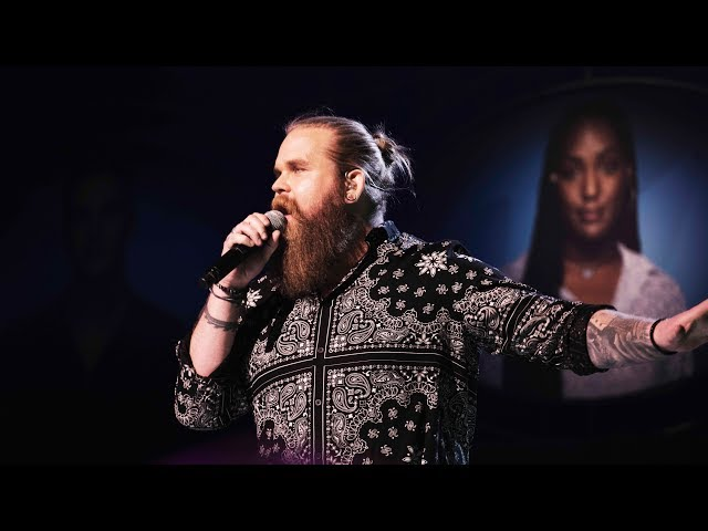 Chris Kläfford sjunger Without you i Idol 2017- Idol Sverige (TV4)
