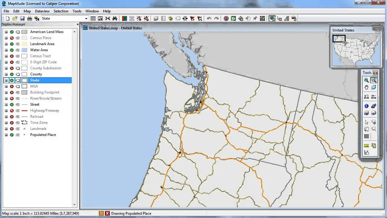 Interactive maps with zoom find geocode in maptitude mapping interactive maps with zoom find geocode in maptitude mapping software gumiabroncs Gallery