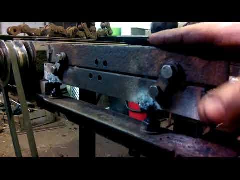 станок фуганок, циркулярка своими руками подъёмный механизм