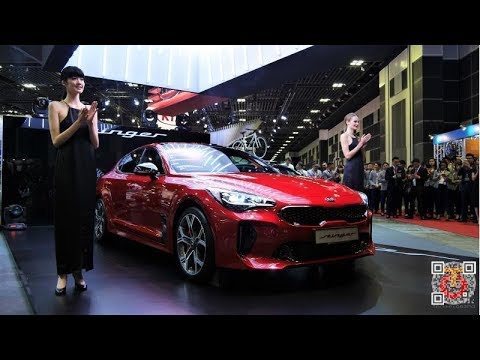 Unveiling of Cars at Singapore Motorshow 2018