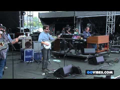 """Leftover Salmon performs """"High Country"""" at Gathering of the Vibes Music Festival 2014"""