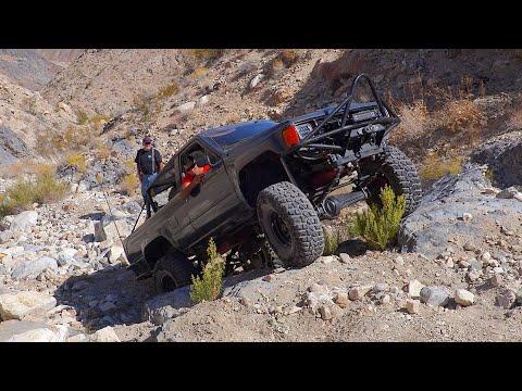 Defense Mine: Death Valley / Panamint Valley