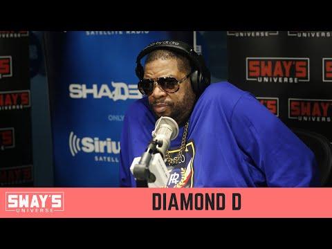 Diamond D Shares Classic Hip-Hop History + Talks New Music   SWAY'S UNIVERSE