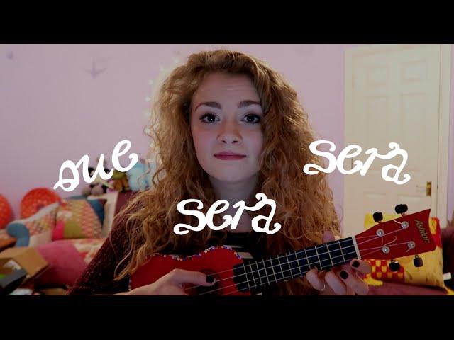 Que Sera Sera Cover    Carrie Hope Fletcher Chords - Chordify