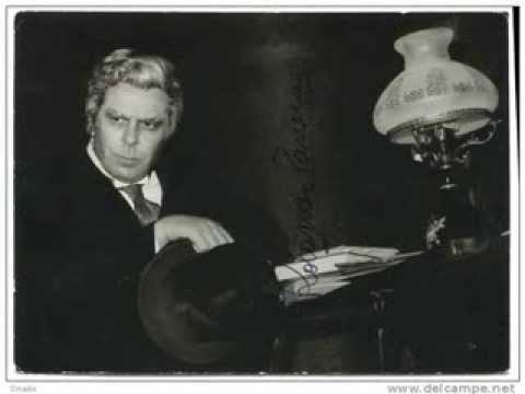Rolando Panerai. Di Provenza. La Traviata.