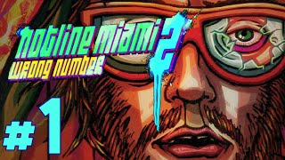 Hotline Miami 2: Wrong Number (PC) - Episode 1