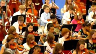 Brownsburg Orchestra String Fever 6th Grade Banana Boogie