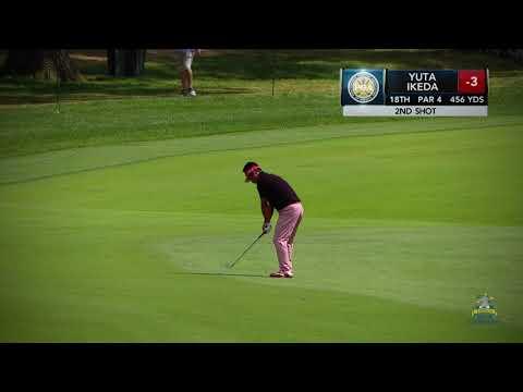 Top 5 shots - so far - at PGA Championship Round 2