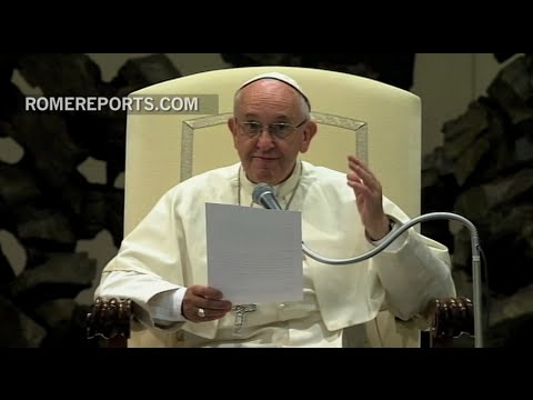 Pope resumed his Wednesday general audiences recalling his trip to Poland