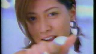 1994年放送 資生堂ヌーブ CM 内田有紀.