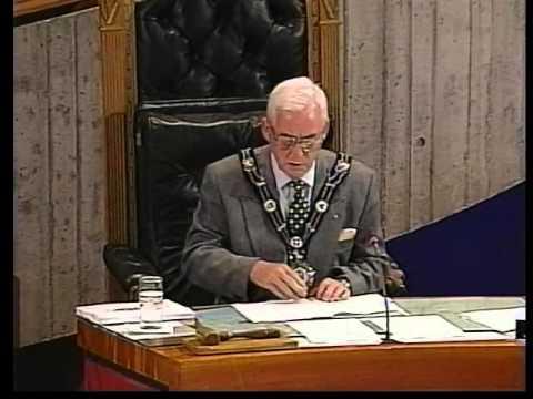 In Council: St. John's (Jan. 13, 1994 - excerpt)