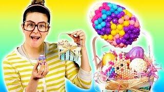 Beados DIY Easter Eggs! | Arts and Crafts with Crafty Carol
