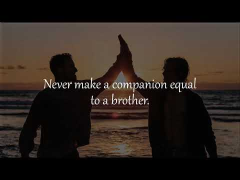 Lovely Brother Quotes
