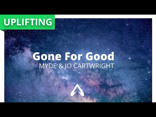 Myde & Jo Cartwright - Gone For Good