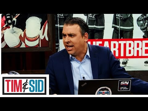 Sid Goes Off On Canada's Pressure On World Junior Players | Tim and Sid