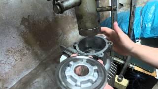 Restauration complète d'un nettoyeur haute pression Karcher 595 - Partie 3