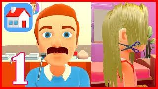 House Life 3D - Gameplay Walkthrough Part 1 Level 1-30 (Android,iOS) screenshot 2