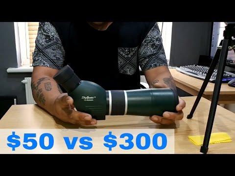 Starter Fieldscope - Like a Nikon Prostaff