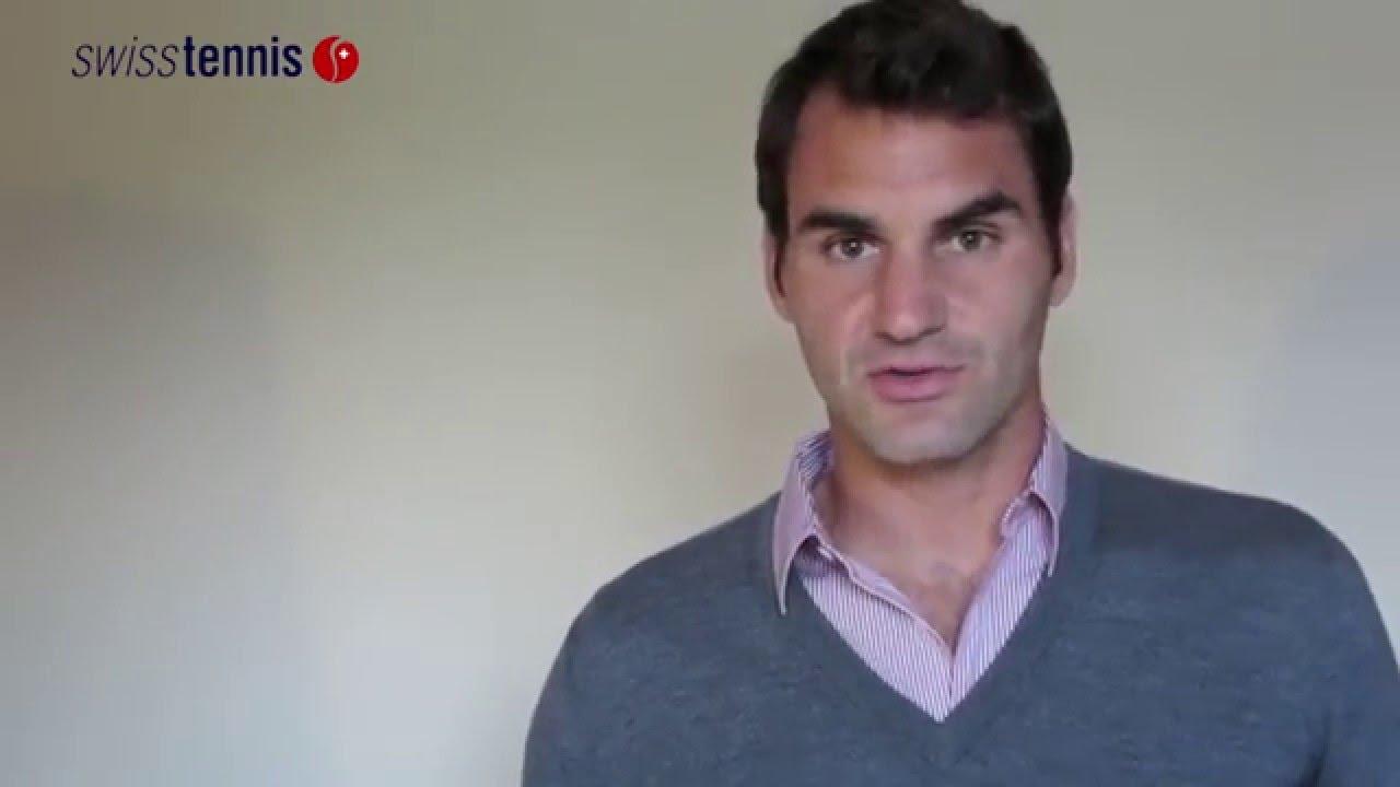 Rolle der Eltern: Roger Federer, Marco Chiudinelli und Stefanie ...