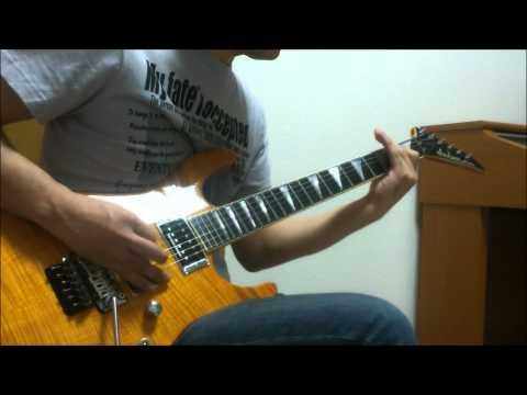 Destruction - Release From Agony (Rhythm & Lead Guitar) cover