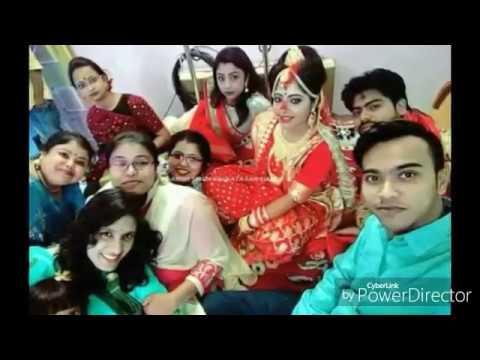 Arijit Singh's sister wedding pictures