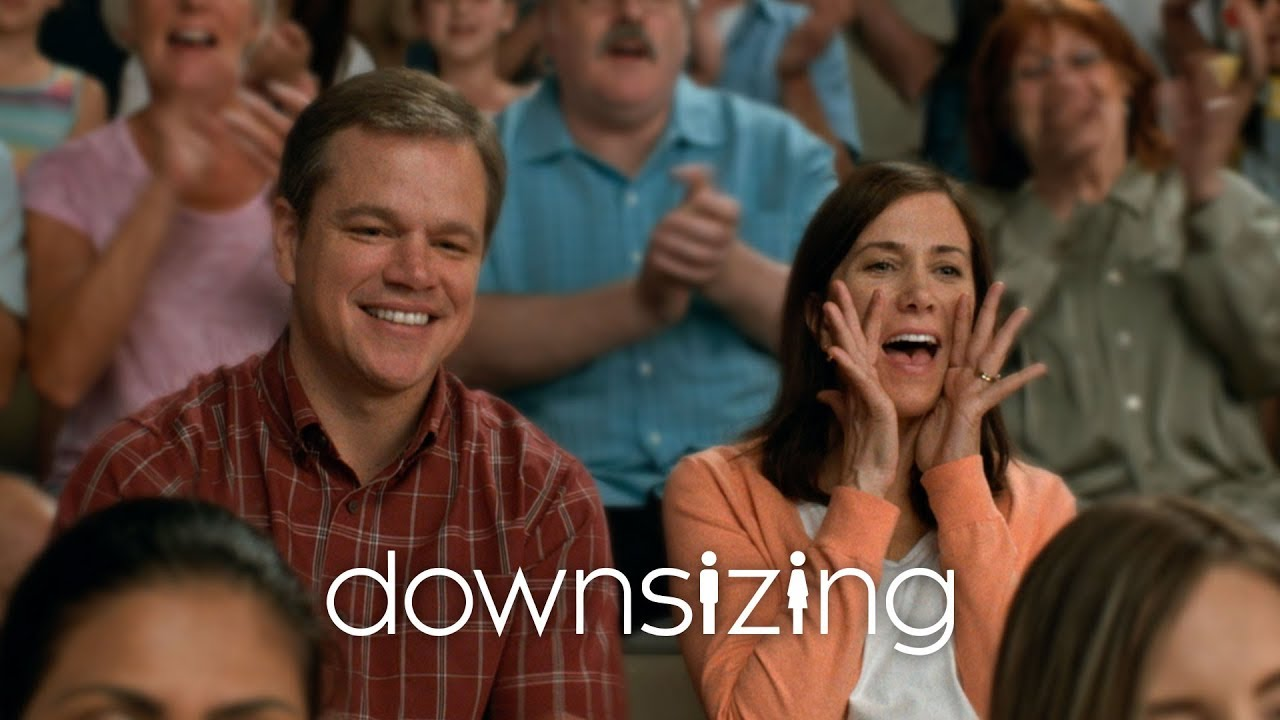 Download Downsizing (2017) - Exclusive Look - Paramount Pictures