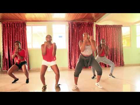 Magasco - Bella dance cover by Cameroon Street Dance Academy (CSB)