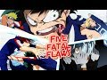 Five Fatal Flaws that Hold My Hero Academia Back from being the Perfect Shounen